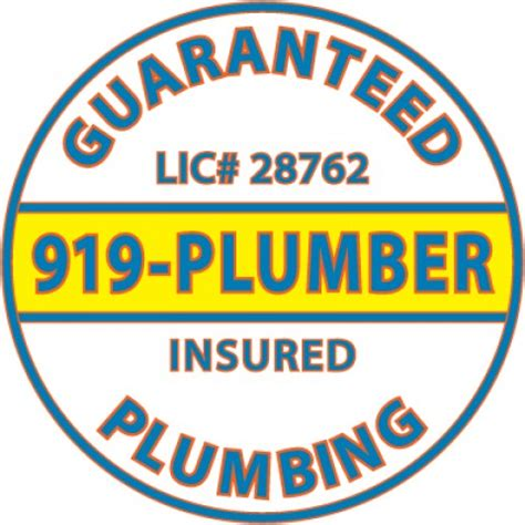 guaranteed plumbing 2041 pl raleigh nc