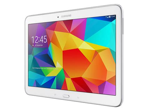 Samsung Galaxy Tab 4 samsung galaxy tab 4 10 1 tablet review notebookcheck net reviews