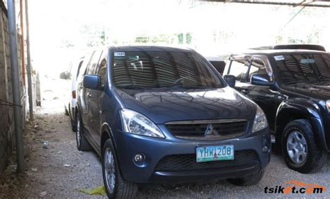 mitsubishi fuzion interior mitsubishi fuzion 2009 car for sale central visayas