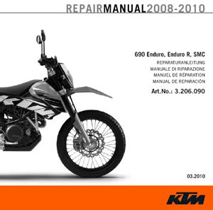 Ktm Parts Coupon Aomc Mx Ktm Cd Repair Manual 690 End Smc 08 10