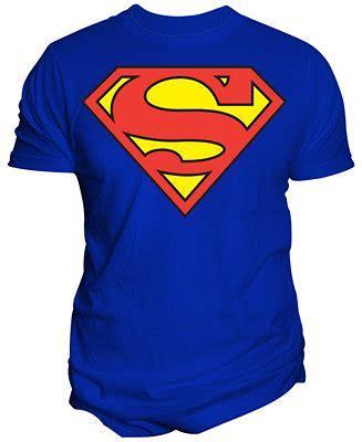 Changes Men's DC Comics Original Superman Shield Logo