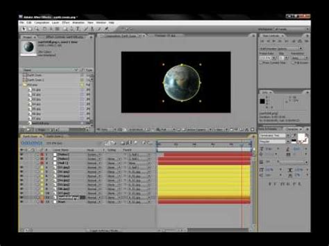 tutorial after effects earth zoom tutorial after effects earth zoom part 1 tuian com mx