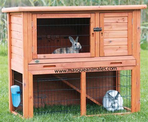 conejeras de madera baratas jaulas de madera para conejos imagui
