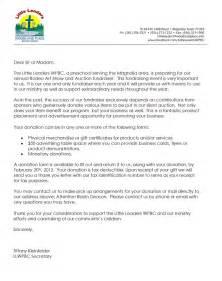 Letter For Donations Raffle Baskets Pinterest Letters