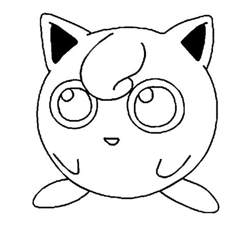 Pokemon Coloring Pages Jigglypuff | coloring pages pokemon jigglypuff drawings pokemon
