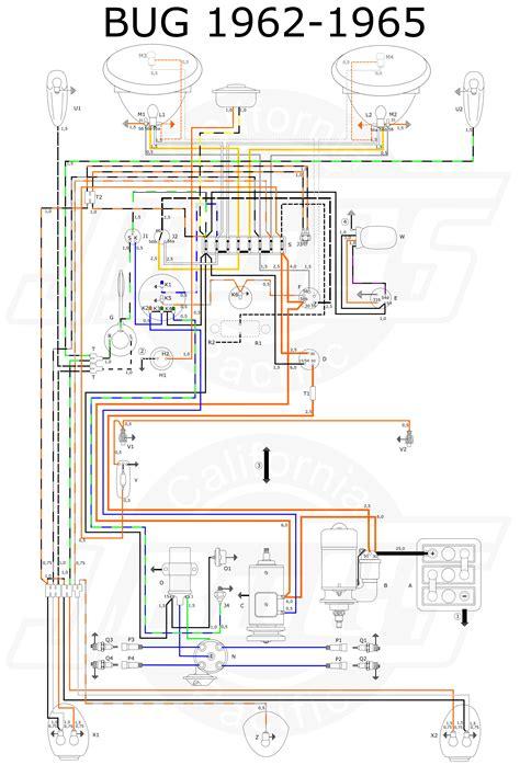 1959 type 1 vw fuse box diagrams 2003 vw beetle fuse