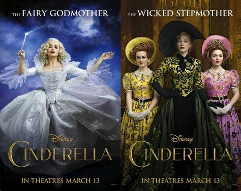 cinderella film uscita cenerentola forever fashion theater archivio virtuale