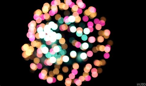 Colorful Twinkling Lights GIF Pictures, Photos, and Images