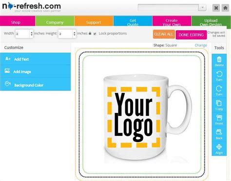 mug design company custom online mug cup design tool pump up your sales