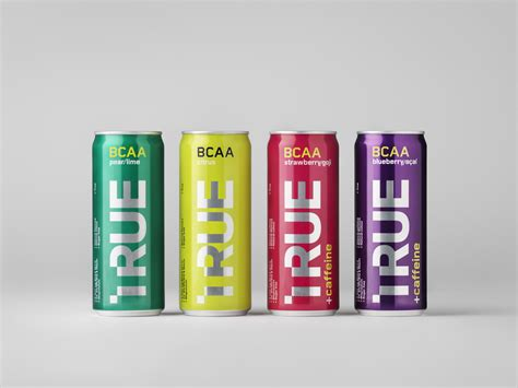 1 energy drink true energy drinks the dieline packaging branding