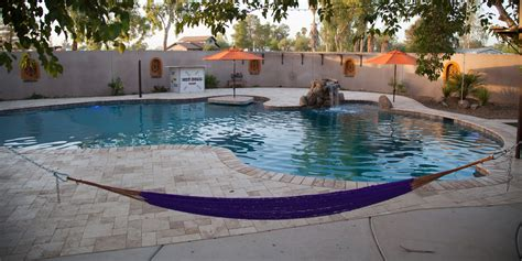 tanning backyard swimming pool remodeling phoenix swimming pool and spa