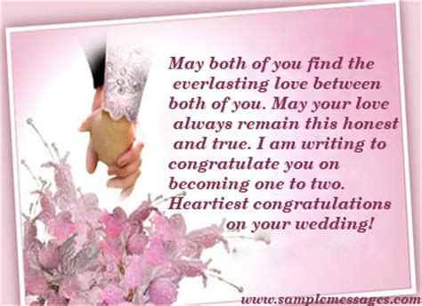 Wedding Congratulatory Poem by Congratulations Wedding Messages Wedding Congratulations