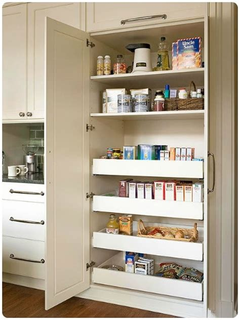 built in pantry 20 perfect pantry ideas somewhat simple