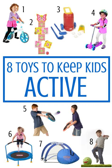 7 To Keep Your Children Active by Eight Toys To Keep Active The Insider