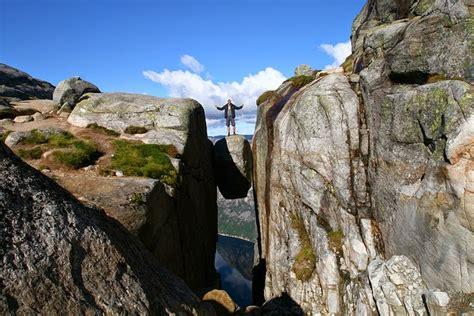 membuat visa norwegia 13 tempat indah dan extreme ini mempertaruhkan hidup untuk