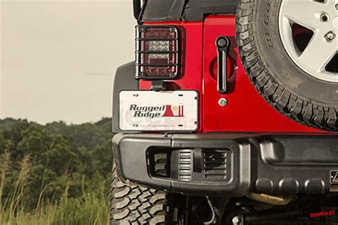 jeep wrangler license plate light license plate bracket 07 17 jeep wrangler jk jeepmania