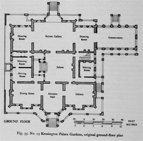 Discovery Of The Floor History - the crown estate in kensington palace gardens individual