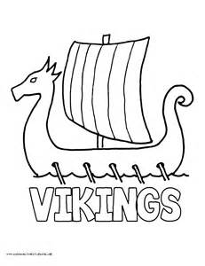 Minnesota Vikings Free Colouring Pages