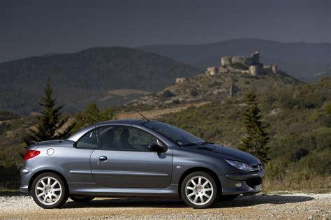 automobiles peugeot automobile gt peugeot 206 cc