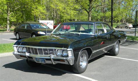 supernatural 1967 chevrolet impala supernatural s 1967 chevrolet impala industrial outpost