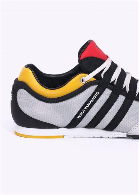adidas y3 adidas y3 boxing classic trainers white