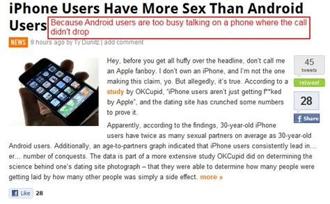 why iphone users as much than android users