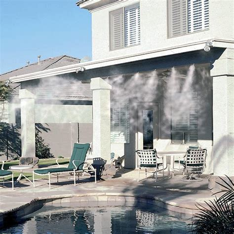 mate cool patio mistymate cool patio 20 home misting system