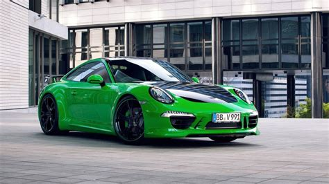 porsche 911 front view green porsche 911 s front view wallpaper car