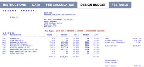 Schematic Design Fees Get Free Image About Wiring Diagram Architectural Designer Fees