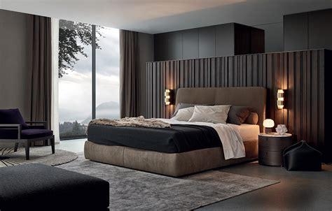 cool mens schlafzimmer أناقة الرمادي في تصميمات غرف نوم مودرن راقية مجلة