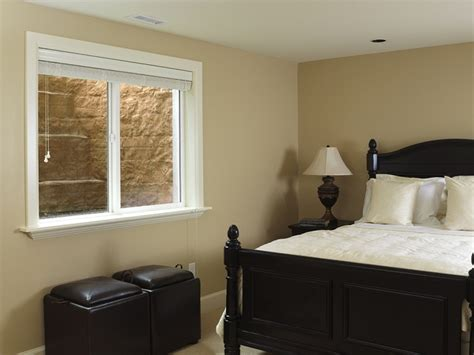Basement Bedroom W Egress Window Basement Remodels Basement Bedroom Without Windows