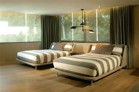 guest bedroom bed modern minimalist guest bedroom ideas amaza design