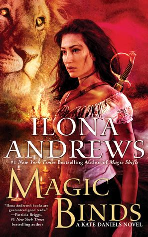 Magic Binds Kate caffeinated reviewer magic binds by ilona