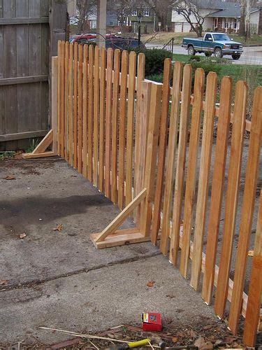 portable fence portable fence backyard fences diy fence