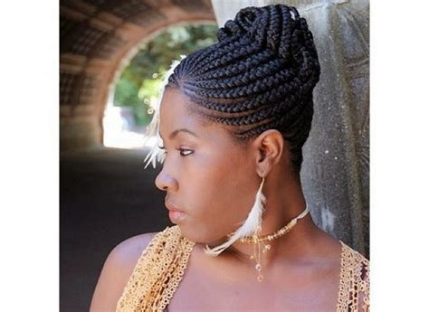 braiding styles that do not require a lot of preparation time 51 latest ghana braids hairstyles with pictures