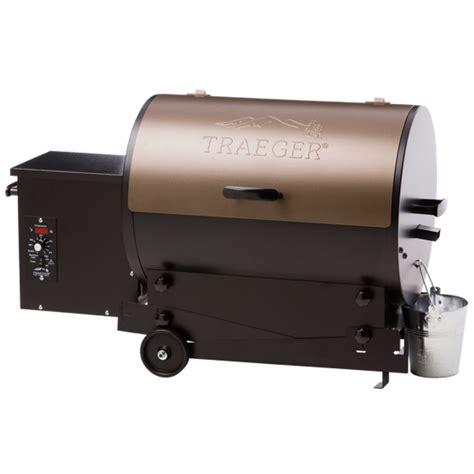 traeger tfblzb tailgater pellet grill  bronze