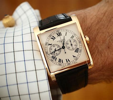 Cartier Haydy 17 images about time pieces on vintage mens