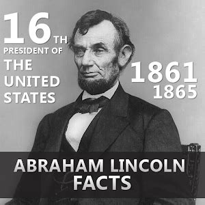 top 10 facts about abraham lincoln top 10 lists abraham lincoln facts android apps on google play