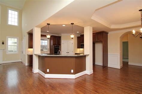 how high is a kitchen island stone and brick exterior raleigh nc stanton homes