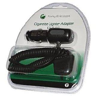 Sony Ericsson C903 Original 100 100 genuine original 60 60 cla60 car charger for sony ericsson w200i w205 w300i w302