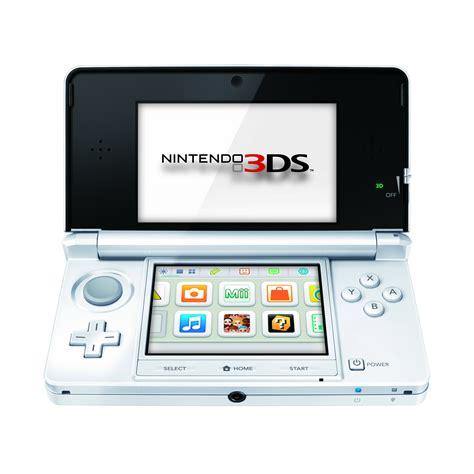 3ds console 3ds console white 3ds nintendo muizenshop nl