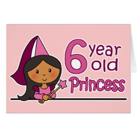 6 year birthday card template 6 year birthday cards photo card templates