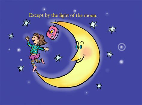 the light of the moon kids book illustrations theresa henry smith