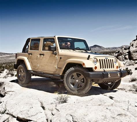 Which Color Jeep Are You Getting With Poll Jeep