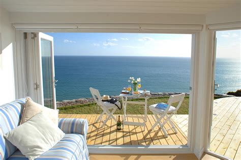 seaside home interiors gallery the edge an idyllic beach cottage in cornwall