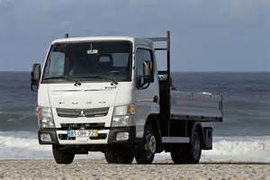 Mitsubishi Fuso Canter Fuel Consumption Fuso Canter 2014 Trucks Now With Ecofficiency