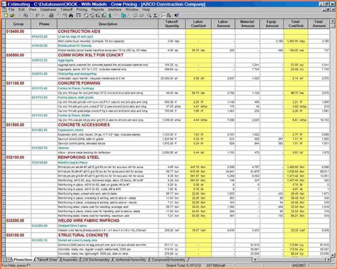 labor schedule template 4 labor tracking spreadsheet excel spreadsheets