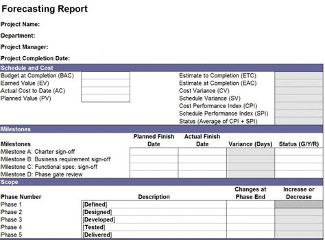 excel forecasting template excel forecast template free documents excel forecast