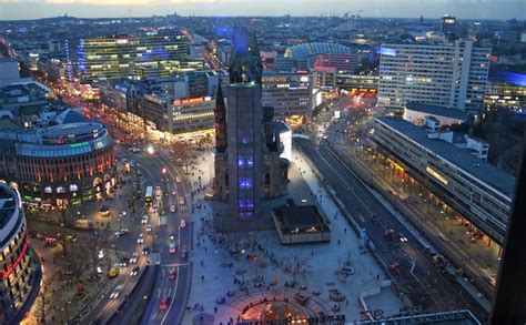 berlin west city centre berlin sehensw 252 rdigkeiten reisef 252 hrer tipps