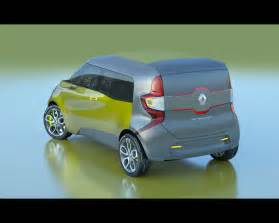 Electric Cars Ireland Review Renault Frendzy Electric Concept 2011